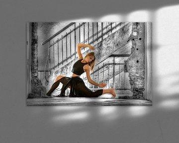 Danseres modern van Bob Karman