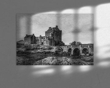 Eilean Donan Castle, Schottland von Gerben van Buiten