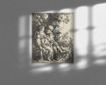Juda und Tamar, Pieter Lastman, 1593 - 1633