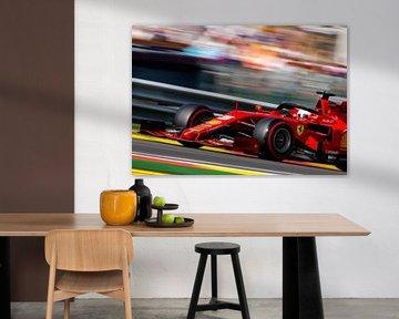 Sebastian Vettel von Stefano Scoop