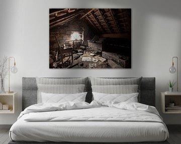 Schätze im Dachgeschoss von Olivier Photography