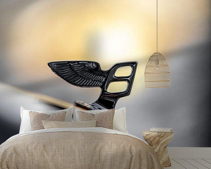 Beispiel fototapete: Bentley-Sonne von Otof Fotografie