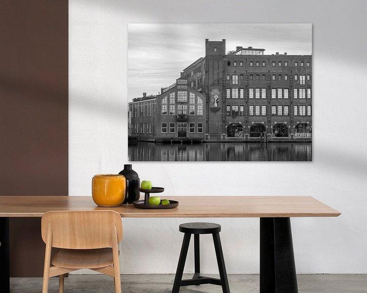 Beispiel: Droste Fabrik von Martijn Tilroe