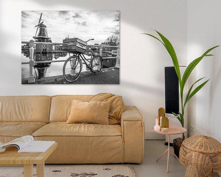 Beispiel: Mühle der Adriaan von Martijn Tilroe