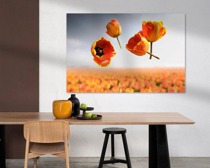 Sfeerimpressie: Flower Power - Banja Luka van Claire Droppert