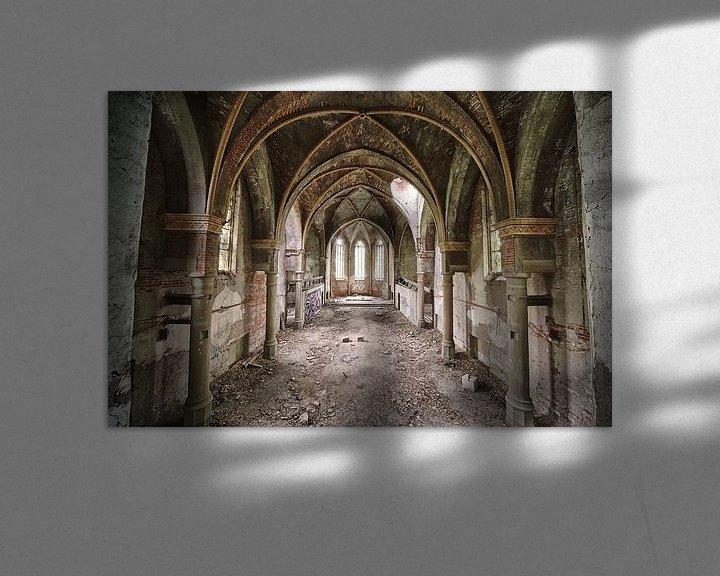 Beispiel: Die Kirche von Marius Mergelsberg