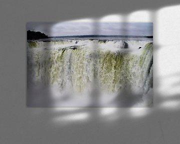 Wasserfälle in Argentinien von Christiaan Van Den Berg