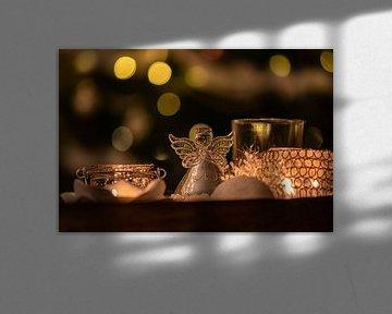 Kerstengel van Tania Perneel