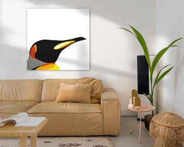 Pinguin von Jole Art (Annejole Jacobs - de Jongh)