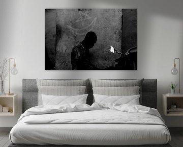 Porträt Senegal von Babet Trommelen