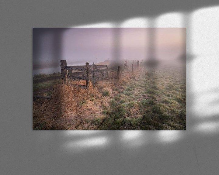 Sfeerimpressie: Sfeer in de polder van Arjen Noord