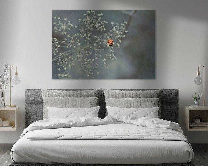 Sfeerimpressie: Lieveheersbeestje van Marianne Twijnstra-Gerrits
