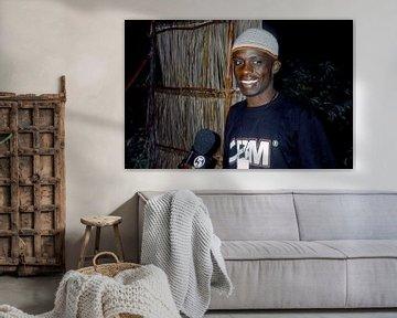 Interview GK beim Internationalen Filmfestival Sansibar (ZIFF) von Klaartje Jaspers