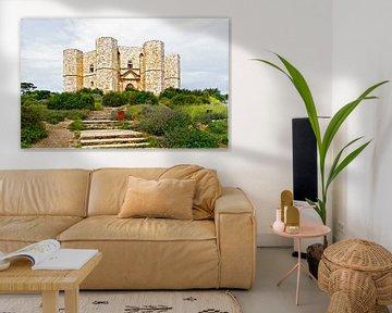 Castel del Monte von Leopold Brix