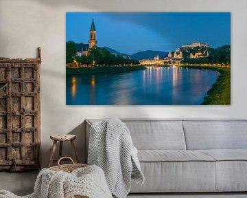 Een avond in Salzburg