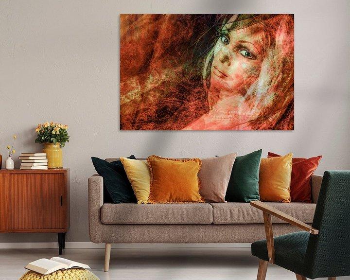 Sfeerimpressie: Houd van me van Marijke de Leeuw - Gabriëlse