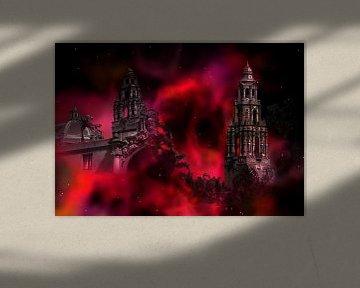 Hidden City in a Universe von Hannah Moesker