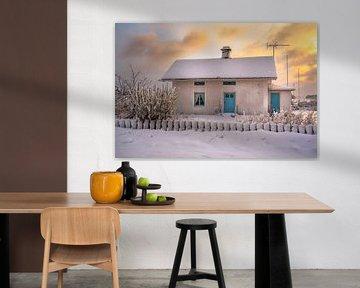 Winterhouse van Marc Hollenberg