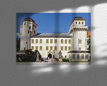 Schloss Asparn von Leopold Brix