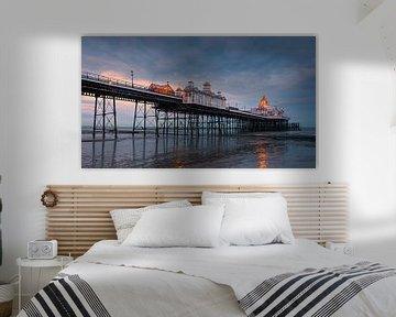 Eastbourne Pier, East Sussex, England