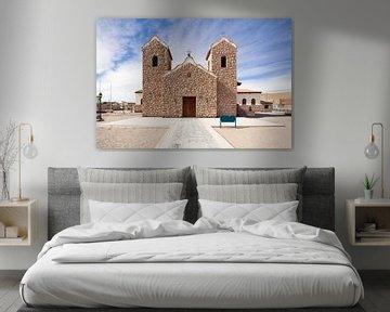 Wüstenkirche von Merijn Geurts