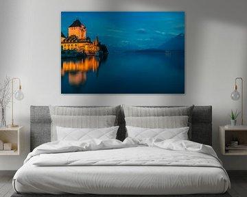 Schloss Oberhofen, Schweiz von Henk Meijer Photography