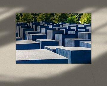 Holocaust-Mahnmal in Berlin von Werner Dieterich