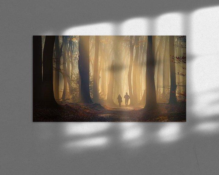 Sfeerimpressie: Lovers Lane van Maaike van Tol