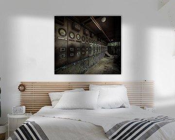 Altes Kraftwerk von Olivier Photography