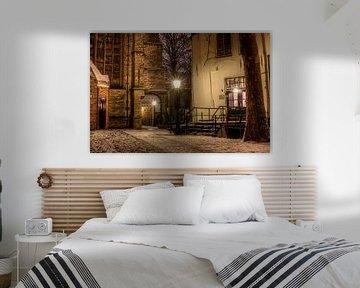 Rue historique de Gouda