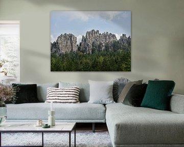 Dolomites tchèques sur Maik Jansen