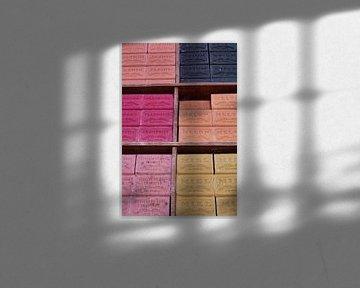 Zeep, zeep, Franse zeep van Geert van Kuyck