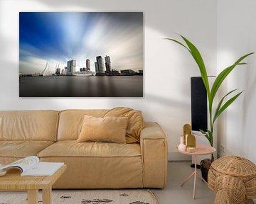Rotterdamer Skyline von Jeroen Mikkers