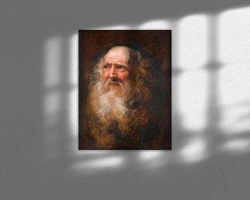 Das Gestüt eines alten Mannes, Peter Paul Rubens