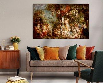 Das Fest der Venus, Peter Paul Rubens