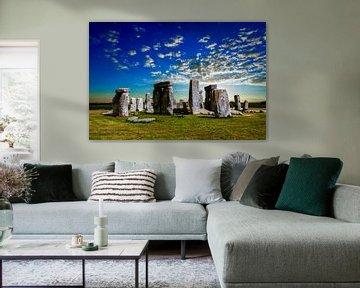 Stonehenge von Jürgen Wiesler