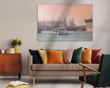 Waalhaven Rotterdam sur Maarten Visser