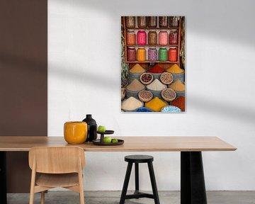 Kleurrijk Marokko van Richard van der Woude