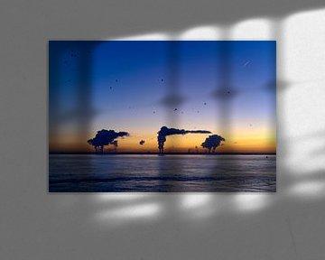Spectaculaire 'wolken' van Veerle Addink