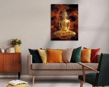 Buddha von Max Steinwald