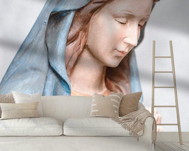 Sfeerimpressie behang: Maria II van Aminda