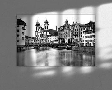 Luzern in black & white