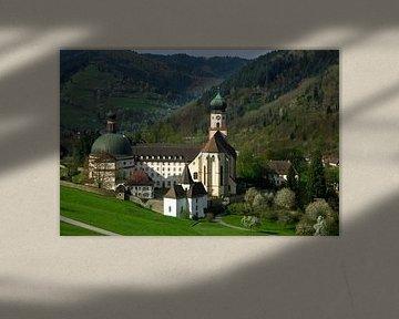 Kloster St.Trudpert von Jürgen Wiesler