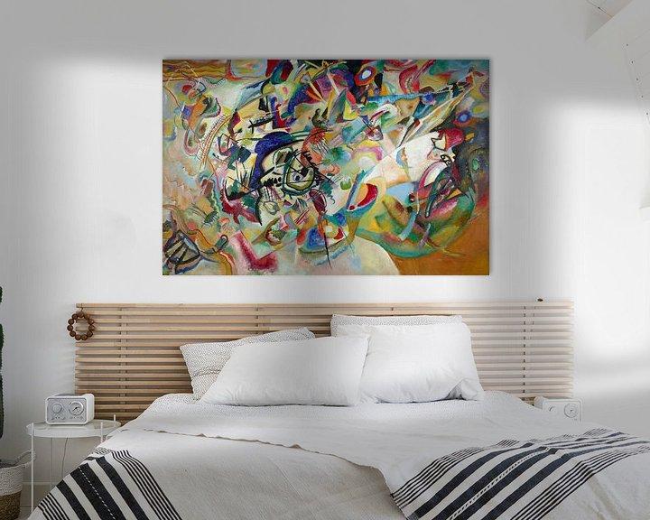 Sfeerimpressie: Samenstelling VII, Wassily Kandinsky