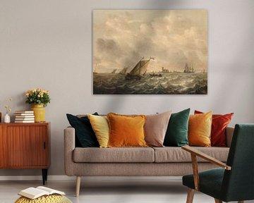 River View, Abraham Hendricksz. van Beyeren
