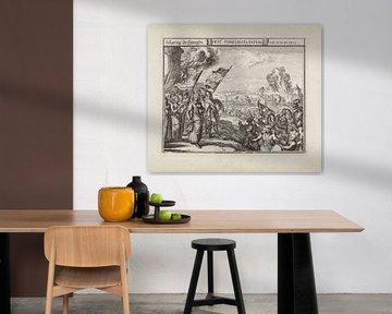 Kenau Hasselaer op de Haarlemse wallen, 1573