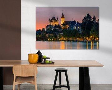 Schloss Thun, Schweiz