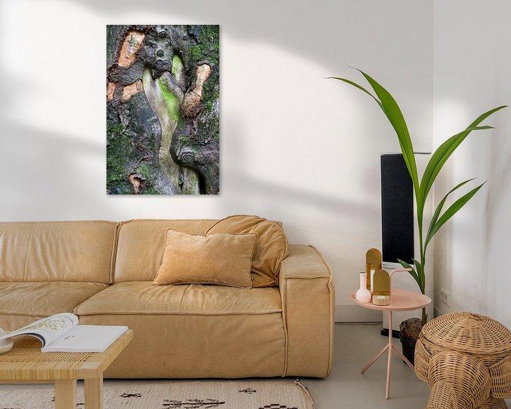 Beispiel: Baum Abstrakt von Borg Enders