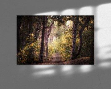 Herbstliche Blätter von Kees van Dongen