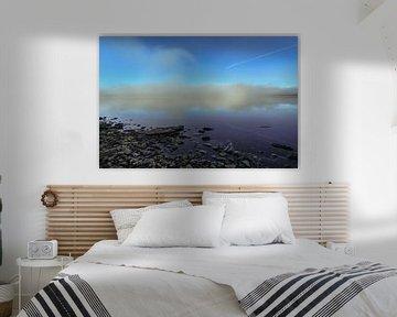 Calm lake van Marc Hollenberg